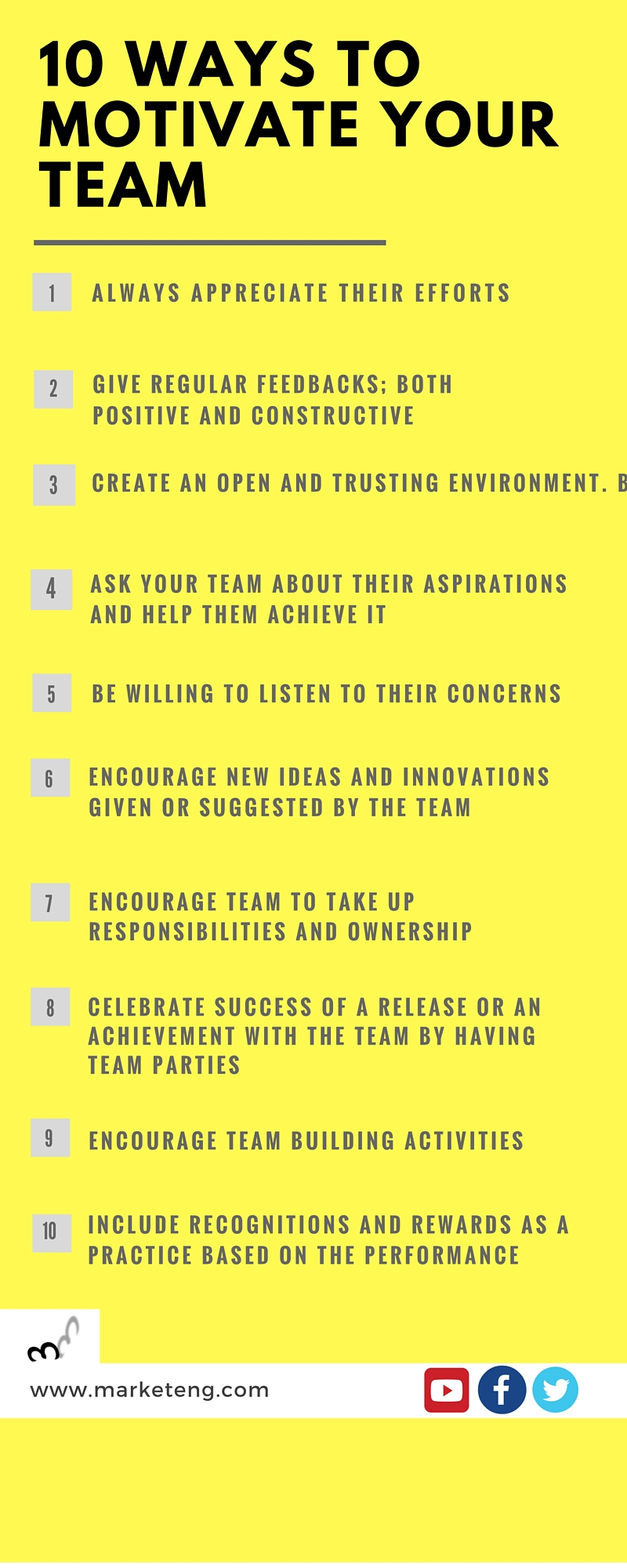 infographic_10 ways to motivate your team